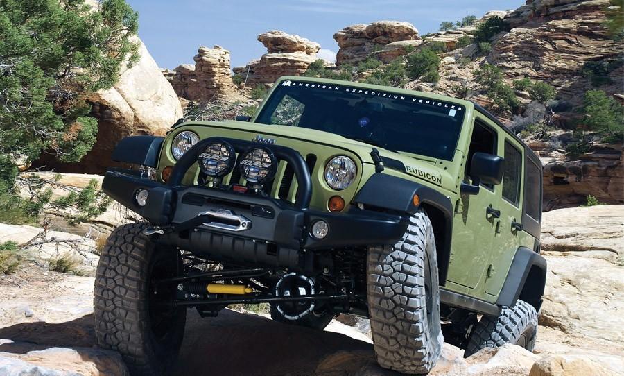 AEV Jeep