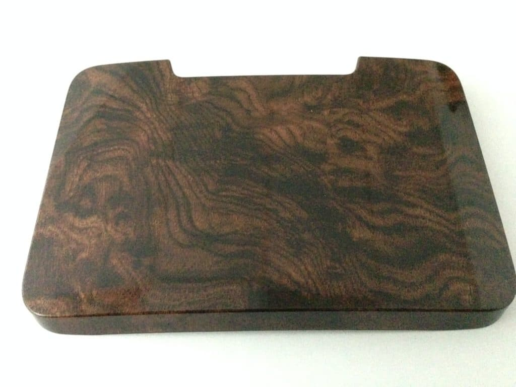Wood Grain Plastic