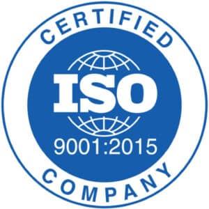 ISO 9001 Certificate   Netcon Enterprises